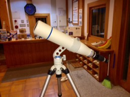 写真6-望遠鏡